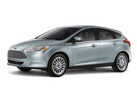 ford focus electric hatchback review auto express