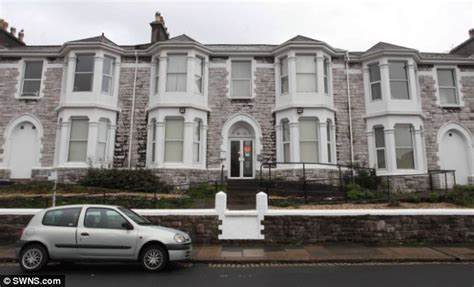 Britain's Biggest Student House In Plymouth Home To 32