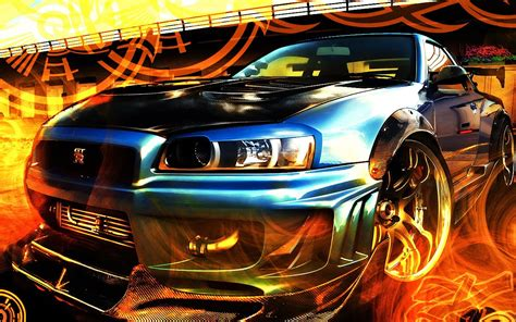4d Animation Wallpaper - cool car wallpaper with animated race free 4d wallpaper