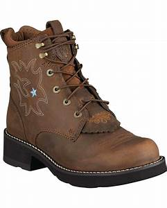 ariat women39s probaby lacer western boots boot barn With bootbarn ariat