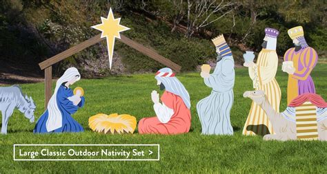 outdoor nativity store awesome    usa outdoor