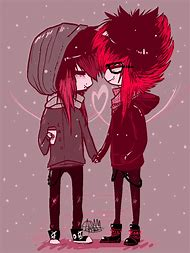 Best Emo Couple Ideas And Images On Bing Find What You Ll Love