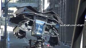 Huge Batwing Spotted On Set Of Batman The Dark Knight