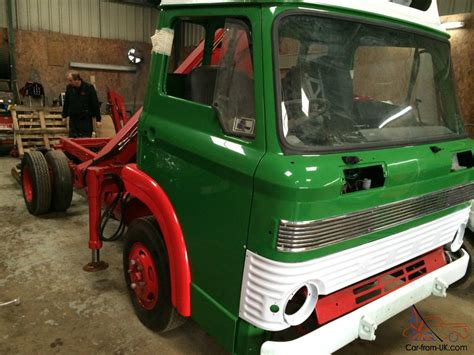 Sale Ebay by Classic 1972 Ford D Series Lorry Chassis Cab With Crane