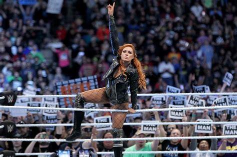 becky lynch  ronda rousey  raw womens title set