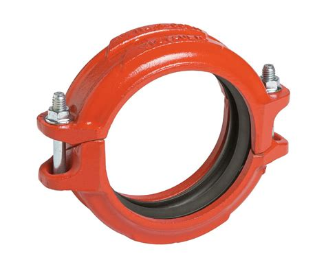 Pipe Joining Products For Industrial Piping & Fire