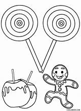 Coloring Candy Printable Ice Cream Drawing Sheets Candies Cool2bkids Land Cotton Cupcakes Gingerbread Visit Getcolorings sketch template