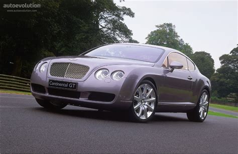 bentley continental gt   twin turbo  hp