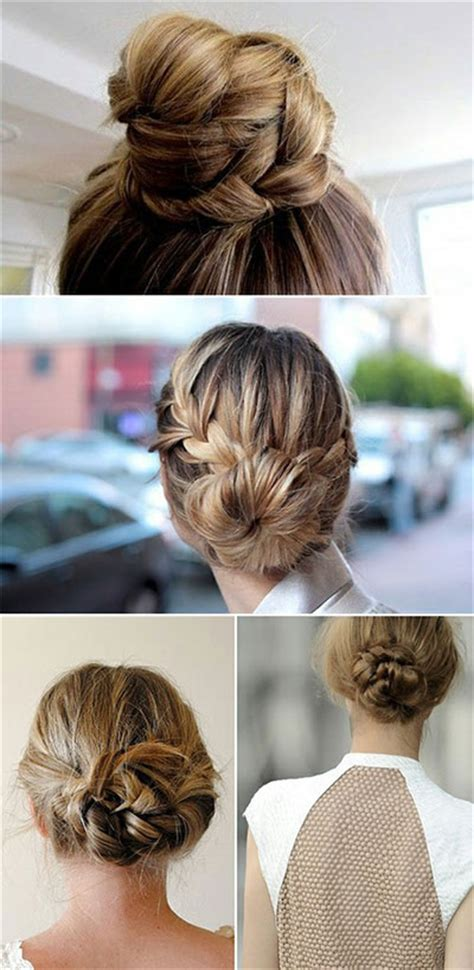45 quick easy summer hairstyles for short medium