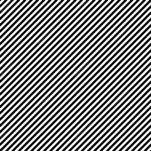 Rayures diagonales noirs & blancs sans couture ...