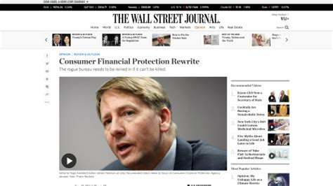 prot鑒e bureau on the consumer financial protection bureau confessions of a supply side liberal