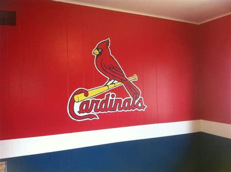 st louis cardinals colors st louis cardinals baby room let s go card s