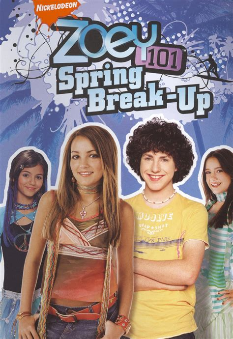 Zoey 101: Spring Break-Up [DVD] - Best Buy