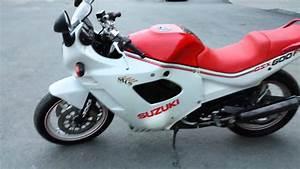 Suzuki Gsx 600 Katana