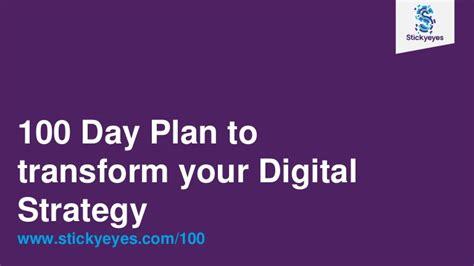 day plan  transform  digital marketing strategy