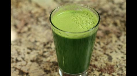 green juice the best energy drink by rockin robin youtube