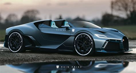 Bugatti Convertible Price by Bugatti Divo Speedster Could Be 16 Million Worth Of