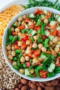 Farmers Market Salad Recipe Dishmaps