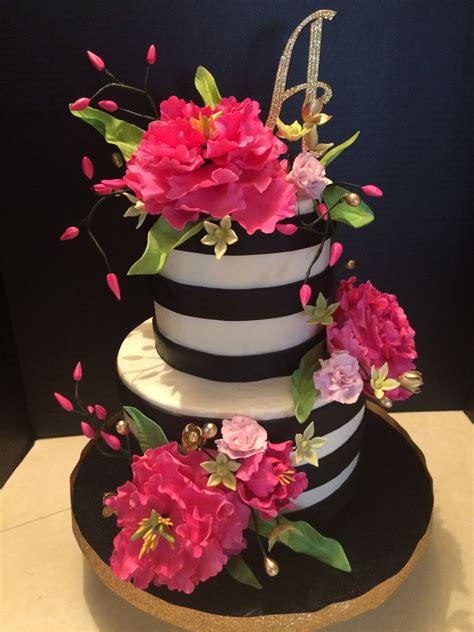 kate spade inspired cake cakecentral