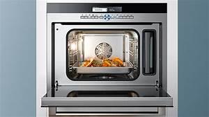 Choisir Un Four Encastrable : four vapeur encastrable siemens po le cuisine inox ~ Melissatoandfro.com Idées de Décoration