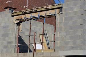 couler un linteau en beton guidebetoncom With comment faire un linteau de porte