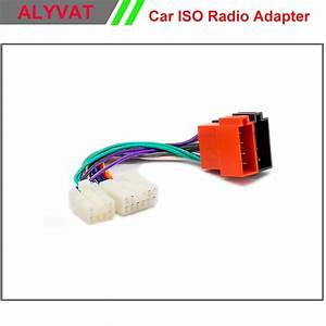 Car Iso Stereo Wiring Harness For Toyota Lexus Daihatsu Adapter Connector Auto Radio Adaptor