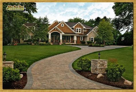 460 Best Images About Driveway Landscaping And Curb Appeal