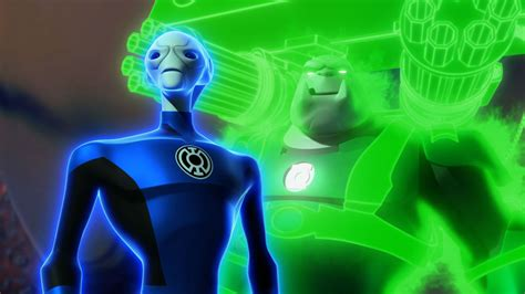 green lantern animated series green lantern the animated series s01e13 homecoming