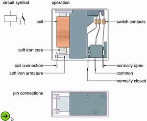 Dpdt Relay Wiring Diagram Normal Open