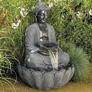Buddha Fountain Gump's