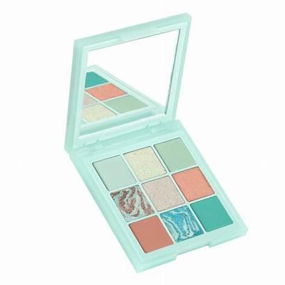 Palette Huda Mint Eyeshadow Beauty Pastel Obsessions
