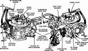 Vauum Engine Choke Valve Diagram