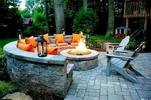 55, Awesome, Backyard, Fire, Pit, Ideas, For, Comfortable, Relax, 36