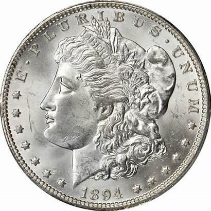 1894 Morgan Dollar Silver Value Coins Dollars