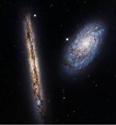 Hubble Archives Galactic Close