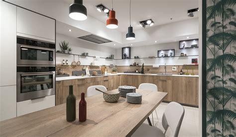 photos de belles cuisines modernes cuisine bois naturel photos de conception de maison