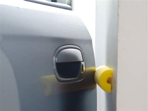 door bumper   garage   pool noodle