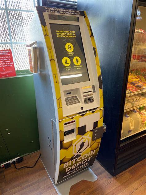 Fiat ⇄ crypto atm type: Crypto ATMs Near You - Bitcoin Depot