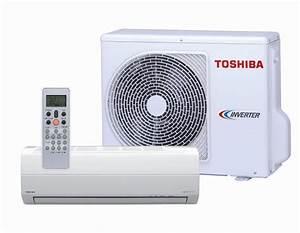 Klimatizace toshiba ceník