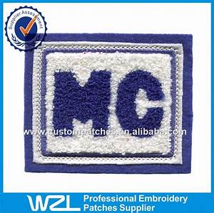 custom wholesale cheap felt letters patch labels clothing With wholesale letter patches