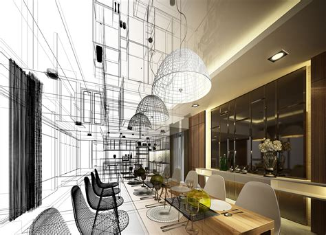 Luxury Interior Design For Commercial Interiors By