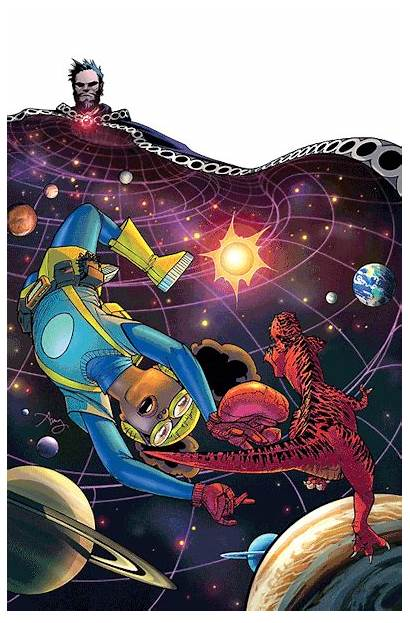 Moon Marvel Devil Dinosaur Comics Amy Bookwyrm