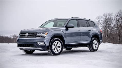 atlas volkswagen 2018 vw atlas review with price horsepower and photo gallery