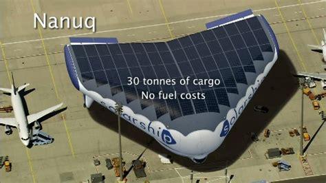solar ship hybrid aus solarflugzeug und luftschiff videogolemde