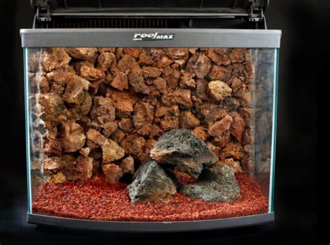 spencers lava l fish tank how to make a rocky tank background practical