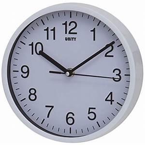 Horloge Murale Silencieuse : horloge de cuisine 20 jolis mod les pour une d coration ~ Melissatoandfro.com Idées de Décoration