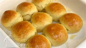 Breakfast Bread Rolls | All Nigerian Recipes - YouTube