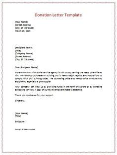 Free Cover Letter Exles 2013 by Free Printable Donation Letters Wow Image Results