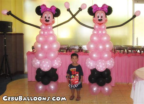 minnie mouse cebu balloons  party supplies