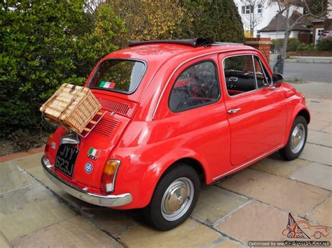 Fiat 500 Owners fiat 500 classic lhd 3 owners uk registered fully